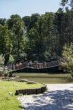 Tierpark Hellabrunn en Munich, 2015 Fotos de archivo libres de regalías