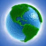 Tierra ilustración del vector