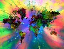 Tierra Foto de archivo libre de regalías