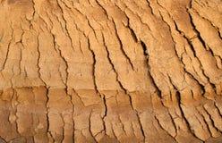 Tierra agrietada 2 Imagenes de archivo