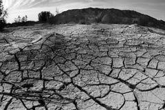 Tierra agrietada - 3 Imagenes de archivo