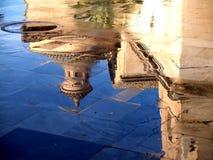 Tierra con reflexiones Imagen de archivo libre de regalías