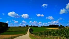 Tierra de Baviera imagen de archivo libre de regalías