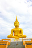 Tierra de Buda Fotografía de archivo libre de regalías