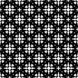 Tierra de la parte posterior del blanco del dezine del negro de Semless Triángulos, extracto Fotografía de archivo