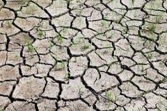 Tierra de la sequía Fotos de archivo libres de regalías