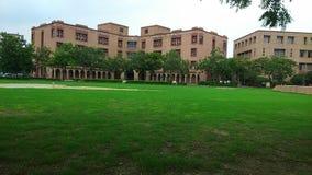 Tierra de la universidad fotos de archivo