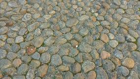 Tierra de piedra Foto de archivo libre de regalías