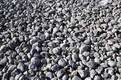 Tierra de piedras Foto de archivo libre de regalías