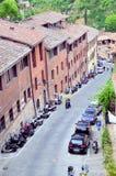Tierra de Siena Imagen de archivo libre de regalías