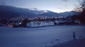Tierra de Tegernseer Fotos de archivo libres de regalías
