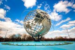 Tierra de Unisphere imágenes de archivo libres de regalías