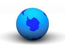 tierra del bule 3D Fotografía de archivo libre de regalías
