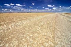Tierra del desierto Fotos de archivo