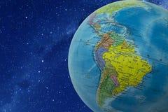Tierra del espacio Fotos de archivo libres de regalías