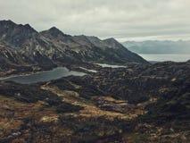 Tierra del Fuego Royalty-vrije Stock Afbeeldingen