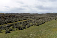 Tierra del Fuego Fotografia Stock Libera da Diritti