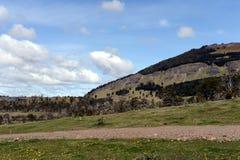 Tierra del Fuego Fotografía de archivo libre de regalías