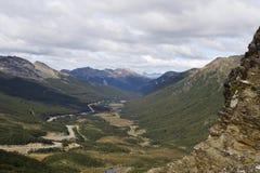 Tierra del Fuego Argentina stock photography