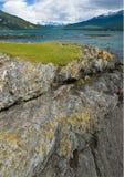 tierra del Fuego krajobrazu obrazy stock