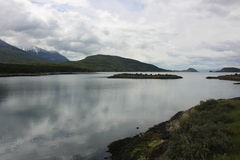Tierra Del Fuego - Landscape. Visiting Tierra Del Fuego national Park, in Ushuaia Argentina Royalty Free Stock Image