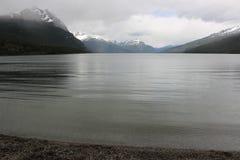Tierra Del Fuego - Landscape. Visiting Tierra Del Fuego national Park, in Ushuaia Argentina Royalty Free Stock Photo
