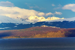 Tierra del Fuego Stock Photography