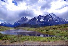 Tierra del Fuego National Park Stock Image