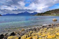Tierra del Fuego National Park Stock Photo