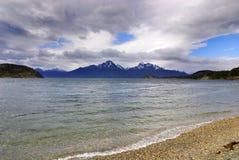 Tierra del Fuego National Park Stock Photography