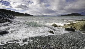 Tierra Del Fuego, Ushuaia. Argentina Royalty Free Stock Photo