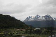 Tierra Del Fuego. Visiting Tierra Del Fuego national Park, in Ushuaia Argentina Stock Images
