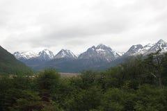 Tierra Del Fuego. Visiting Tierra Del Fuego national Park, in Ushuaia Argentina Royalty Free Stock Photos
