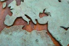 Tierra del hierro Fotos de archivo