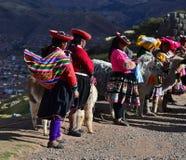 Tierra del inca, Perú Fotos de archivo