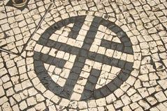 Tierra del mosaico Fotografía de archivo libre de regalías