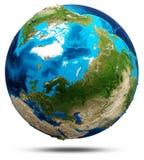 Tierra - del norte libre illustration
