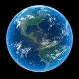 Tierra del planeta Imagenes de archivo