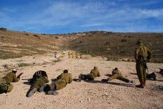 Tierra del Shooting Foto de archivo