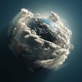 Tierra fría Imagenes de archivo