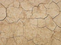 Tierra global y secada debido a la sequía imagenes de archivo