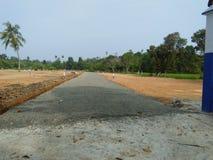 Tierra hermosa de la foto natural srilanquesa imagen de archivo libre de regalías