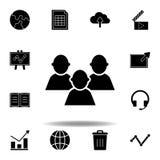 Tierra, icono global Las muestras y los s?mbolos se pueden utilizar para la web, logotipo, app m?vil, UI, UX stock de ilustración
