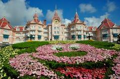 Tierra París de Disney Fotografía de archivo