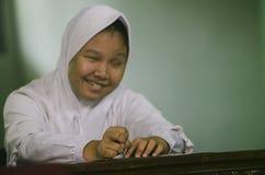 TIERRA PERDIDOSA DE INDONESIA EN LA EDUCACIÓN Fotografía de archivo