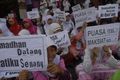 TIERRA PERDIDOSA DE INDONESIA EN LA EDUCACIÓN Imagen de archivo