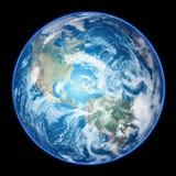 Tierra realista ilustración del vector