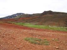 Tierra roja fotografía de archivo libre de regalías