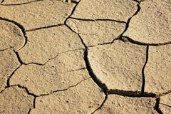 Tierra seca Imagen de archivo libre de regalías