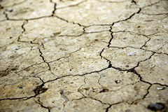 Tierra seca 2 Fotos de archivo